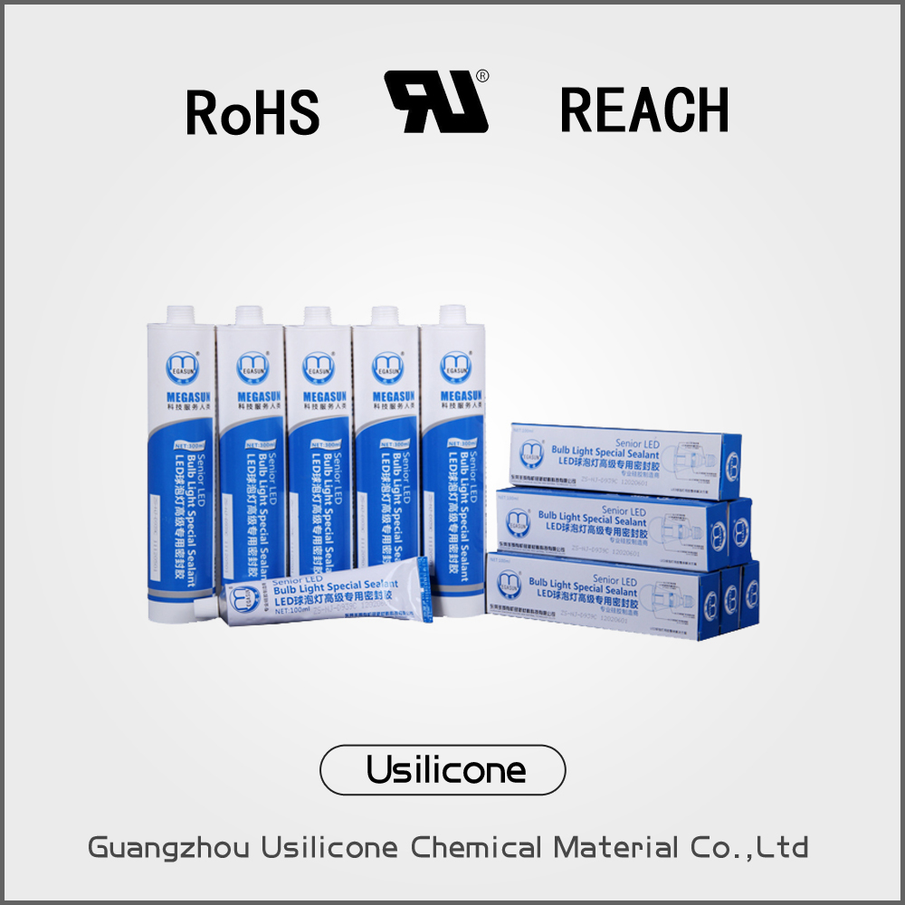 rtv high quality one component sealant/adhesive with moisture-proof