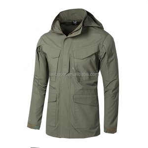 High Quality Winter Shark Skin Military Windproof Tactical Softshell Jacket Men Waterproof Army Windbreaker