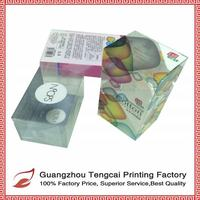 Guangzhou plastic PET/PVC/PP packaging box case clear plastic packaging box for mobile phone