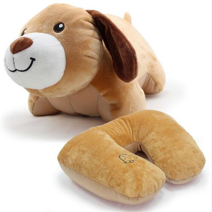 Changeable U Shape Neck Pillow Used SOFT TOYS