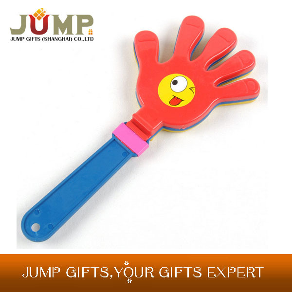 New hand clap,hot selling custom hand clap noise maker
