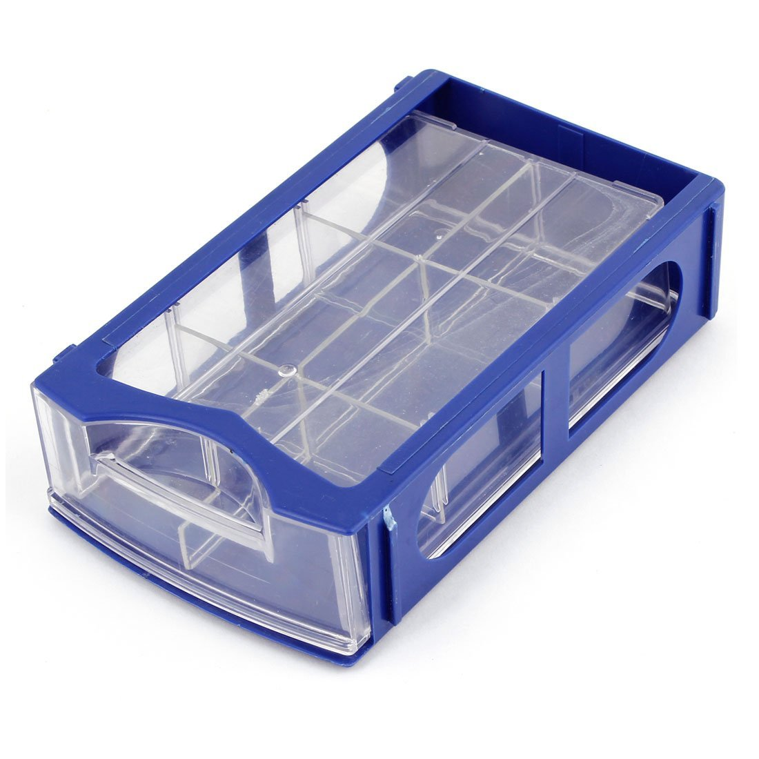 Aexit Plastic 6 Tool Organizers Separable Compartments Electronic Components Tool Boxes Storage Box