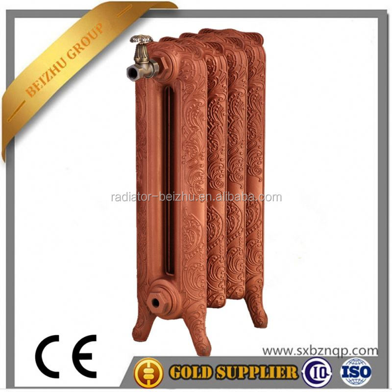 Made in China Beizhu cast iron radiator towel radiator white heated towel rails stainless steel