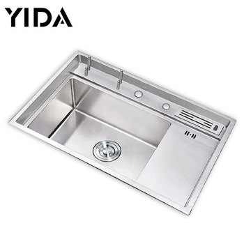 Groovy Nice Model Ss Kitchen Sink Big Size 750 480Mm Handmade Basin Sink For Cookhouse Buy Ss Sink Ss Kitchen Sink Handmade Basin Sink Product On Download Free Architecture Designs Sospemadebymaigaardcom