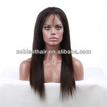 Virgin Malaysian Hair Silk Top Wig Color Chart in Natural Color 613/27 30 530 27/30 mix color