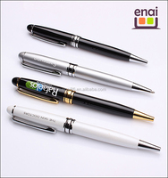 Promotion advertising ball pen kit gel pen set for gift