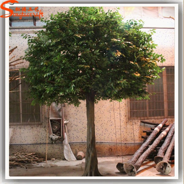 large outdoor artificial trees branches landscaping make. Black Bedroom Furniture Sets. Home Design Ideas