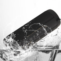 Sport Waterproof Stereo A2DP Wireless Bluetooth Speaker with Flashlight feature