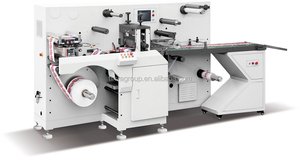 IML Multi-Functional Label Die Cutting Machine for rotary cutting die