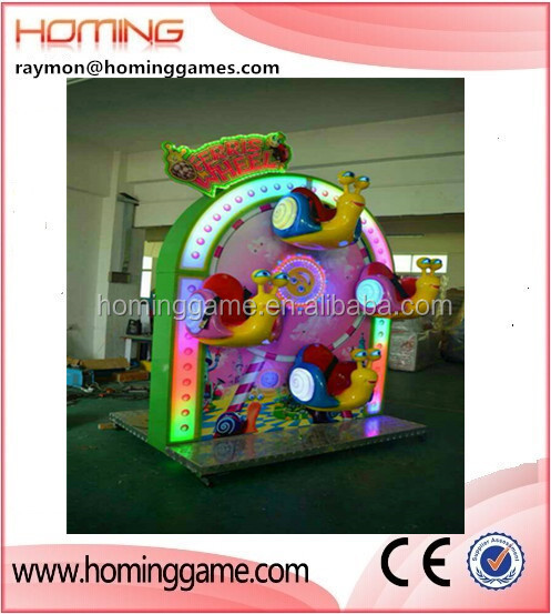 Mini snail Ferris wheel/Factory outlet kids indoor games mini ferris wheel play equipment for shopping mall