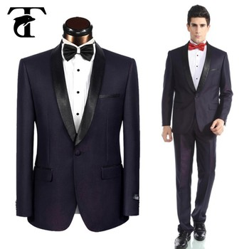 Oem Service Supply Type And Tuxedo Suits Style Mens Wedding Suits ...