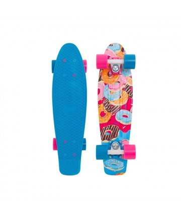 """Penny Board- The Original Penny Skateboard- Summer Edition- 22"""" Sweet Tooth Retro Cruiser by Penny Skateboards"""