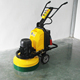 S6 High precision concrete stone floor grinder and polisher in dry&wet condition