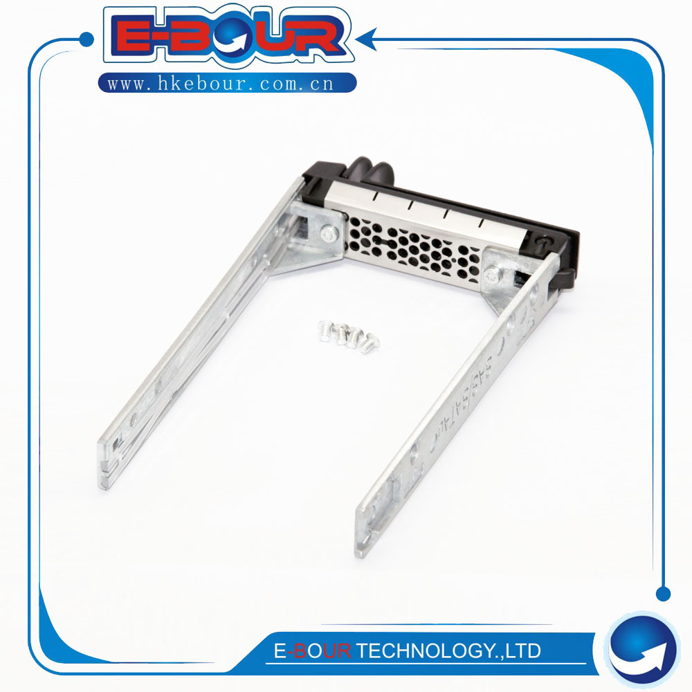 2.5 inch SAS SATA Hard Drive Disk Server Bracket Tray for Dell PowerEdge 1950 2950 F830C