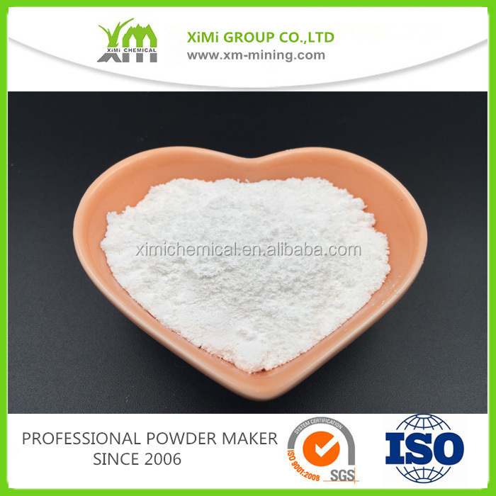 CaCO3 Powder For Rubber Industry Additives