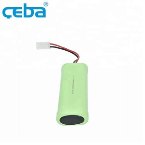 China Factory Price 3000mah 7.2V Rechargeable SC NI-MH Battery Pack for LED Lamp