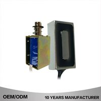 50Mm Stroke Linear Push Pull Type Micro Solenoid