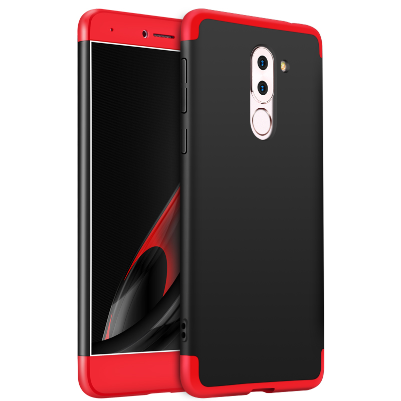 discount 15ee4 b21cb 3 In 1 Full 360 Degress Pc Hard Protect Back Case Cover For Huawei Honor 6x  /mate 9 Lite /gr5 2017 - Buy Pc Case For Huawei Honor 6x /mate 9 Lite /gr5  ...