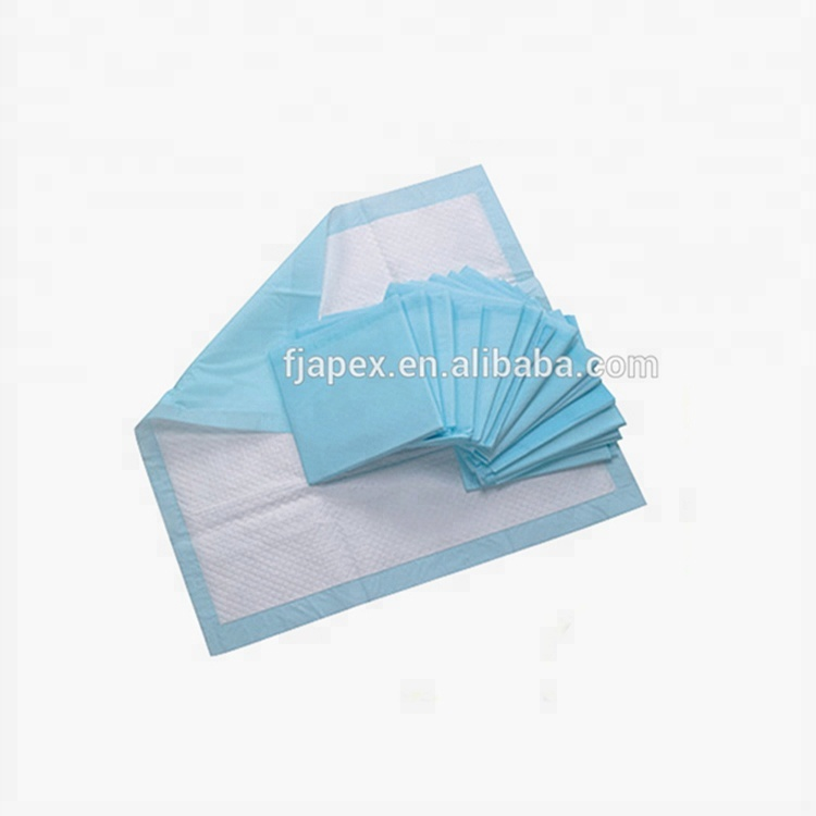 High quality patient nursing pads non-woven disposable underpad