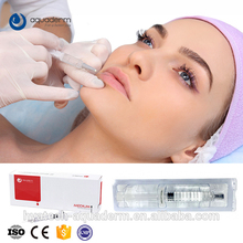 Aquaderm 1ml injectable dermal filler lip enlargement