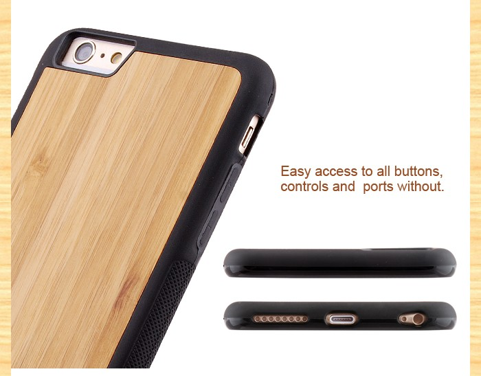 Laser Design Wood Mobile Phone Back Cover For Beautiful Mobile ...