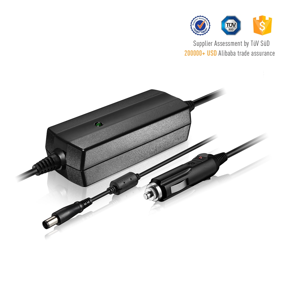 Provides true voltage input DC 12V~16V dc laptop electric power adapter