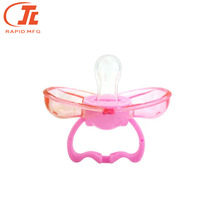 Bayi Pacifier Dummy Soother Nipple Mainan Plastik