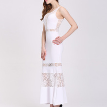 Pop line evening dresses