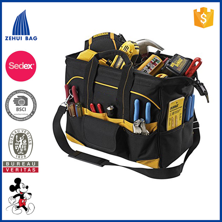 2017 tool bag manufacturers high quality tool bag small hot selling tool bags klein