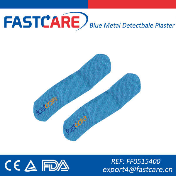 CE&FDA Food Industry Blue Adhesive Plaster 4