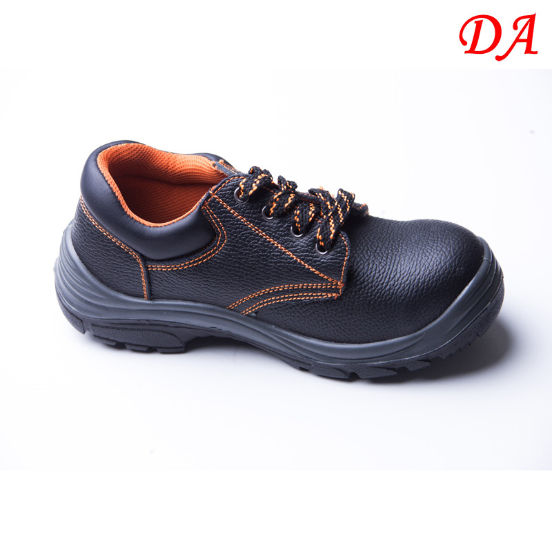 Stylish Russia Leather Mens Iron Steel Toe Safety Shoes - Buy Iron Steel Safety ShoesRussia ...