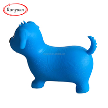 RUNYUAN Good-Looking Ride Hopping,Inflatable Bounce Dog,Animal Kid Toys,Promotional Price