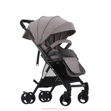 2017 mutifunction luxury lightweight baby stroller 3 in 1 with carrycot and carseat
