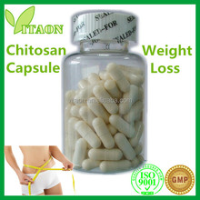 500 mg ISO GMP Certificate and OEM Private Label Best Capsules for Chitin Price