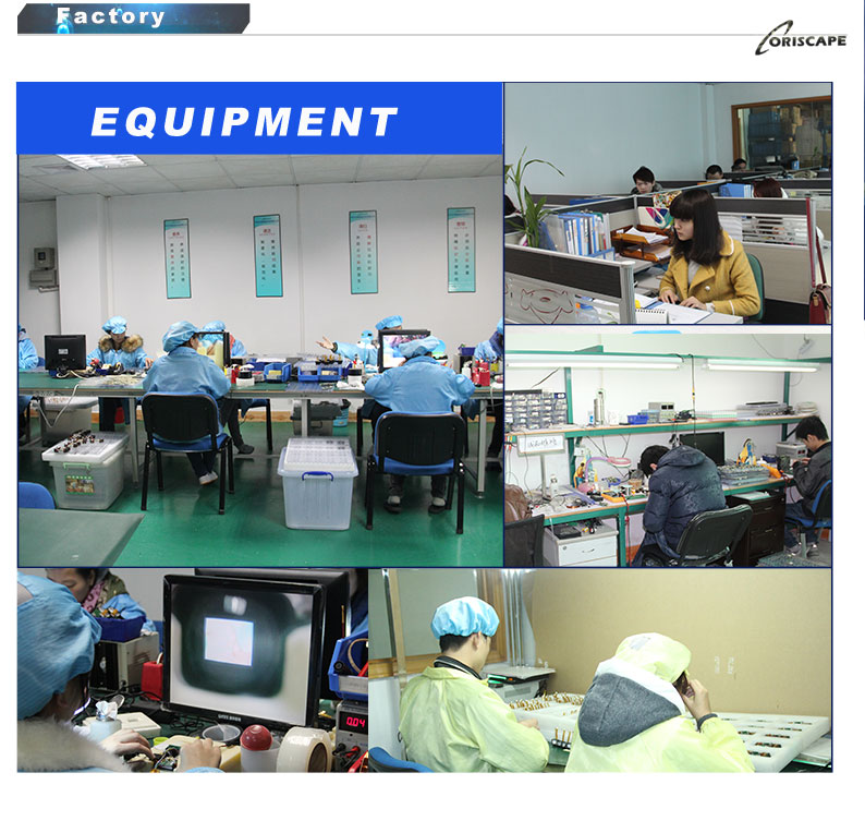 VGA Powerful Monocular Scope Display for All Kinds of Industrial and Commercial Applications