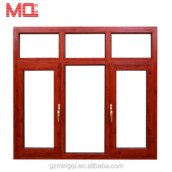Australian standard aluminium alloy double casement window