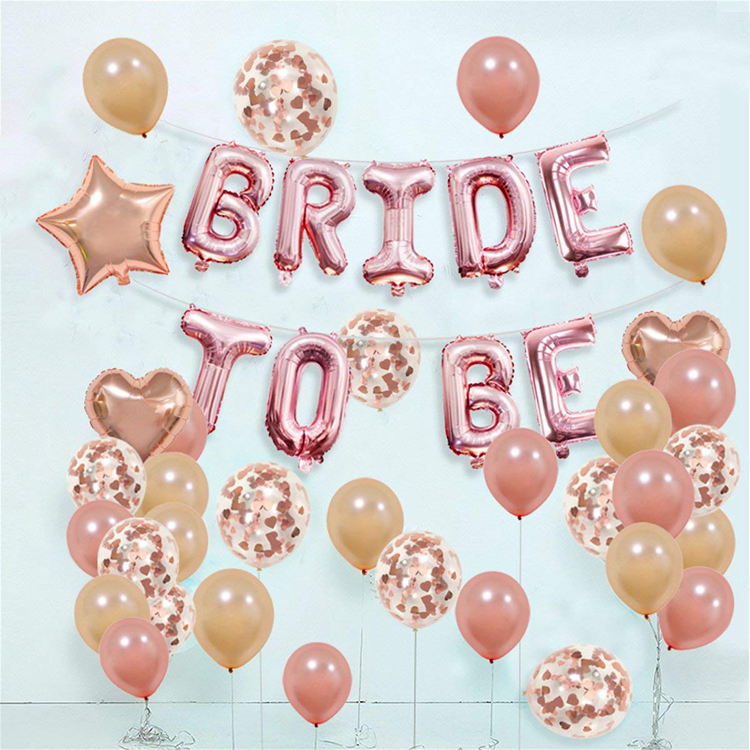 Novos Produtos Personalizados Wedding Decoration Bachelorette Party