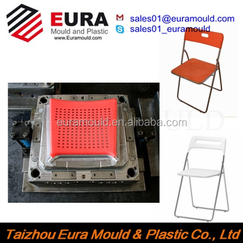 EURA Plastic Mould Injection Molding/plastic Chair Mold In China