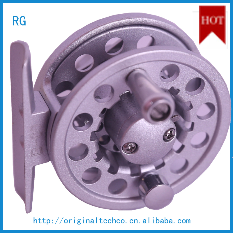 Waterproof Reel For Fly Fishing,Super Light Large Arbor Fly Reel,Waterproof Cnc Fly Reel S9