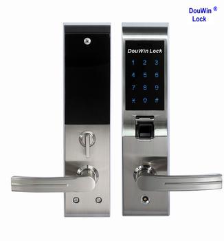 Whosale Outdoor Cheap Residential Biometric Wireless Fingerprint Door Lock  With Keypad - Buy Outdoor Fingerprint Door Lock,Wireless Fingerprint Door