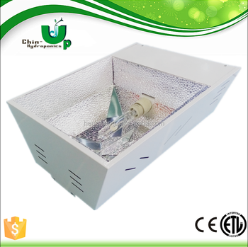 Hydroponics 315w Cmh Ballast Fixture/ 315w Lamp Reflector ...