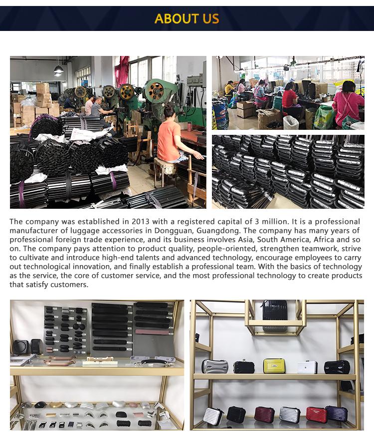 헝겊 수하물 분리형 휠 부품 휴대용 어태치먼트 블랙 플라스틱 수하물 바퀴 사용 여행 가방