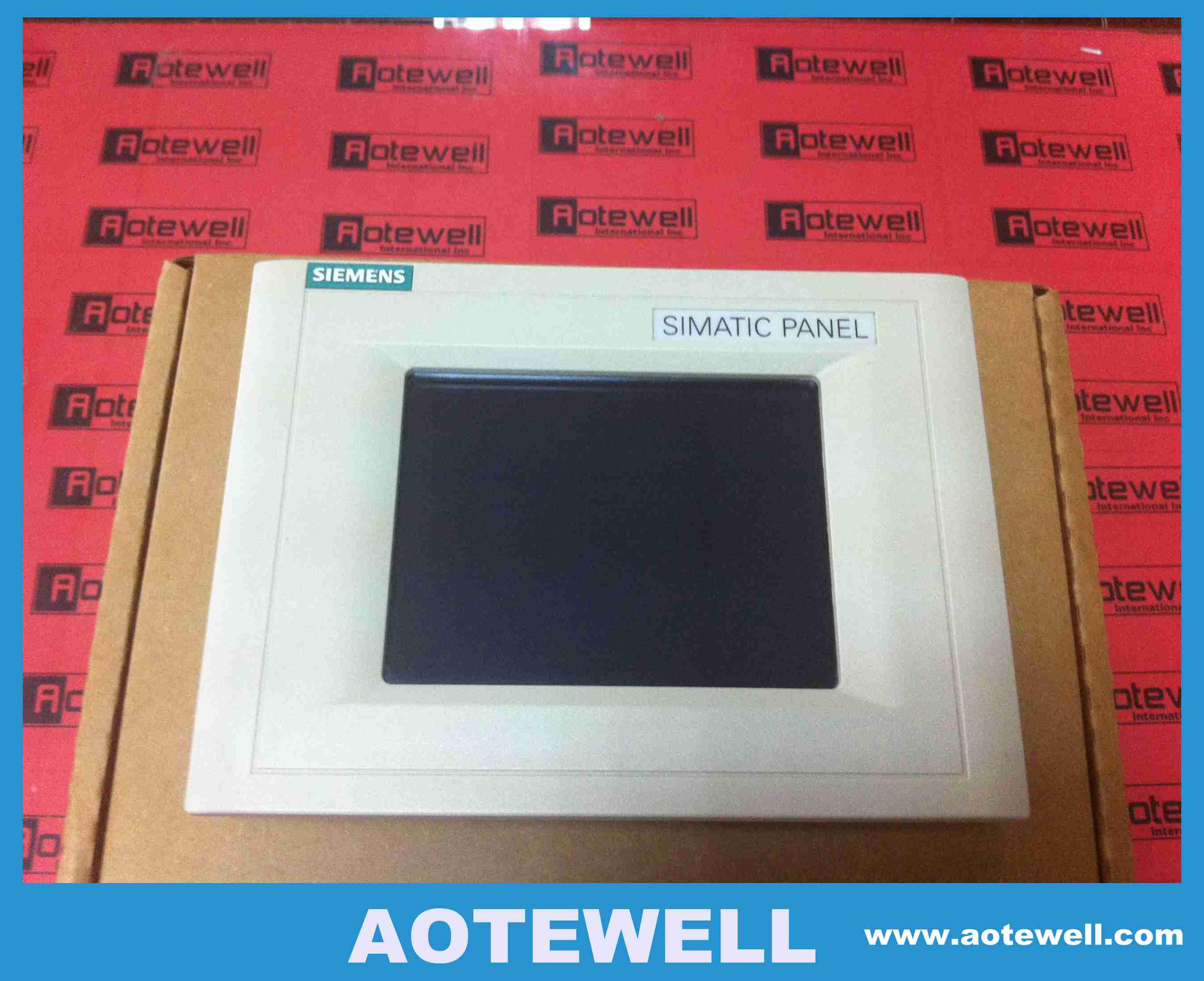 HMI & Open Interface Panels Simatic-Touch-Panel-TP170B-MONO-6AV6 ...