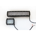 HANTU low MOQ aurora led off road light bar led light bar noise reducer vehicle led light bar