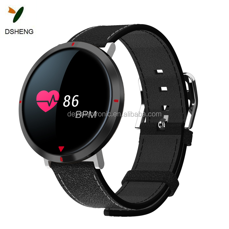 Top quality <strong>hot</strong> selling 2018 pedometer sport smart watch U18 with free cellphone holder