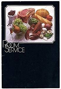 Stouffer's Valley Forge Hotel Menu King of Prussia Pennsylvania 1980