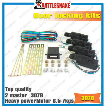 High Power 2 Master 5 Wires Actuator Remote Control Car Central ...
