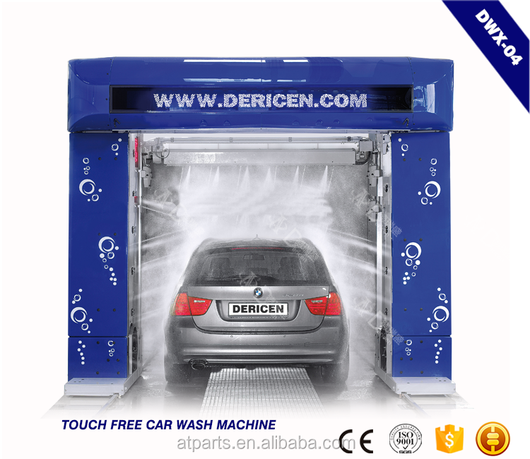 Touch Free Automatic Car Wash Machine With High Quality Buy Touch