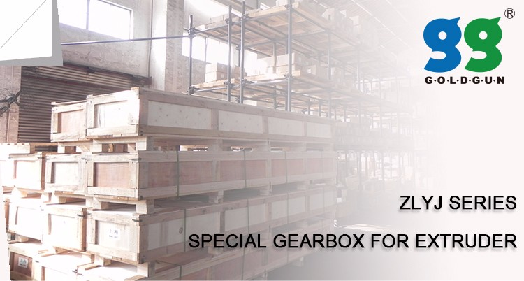 Goldgun Factory supply types of gear speed reducers