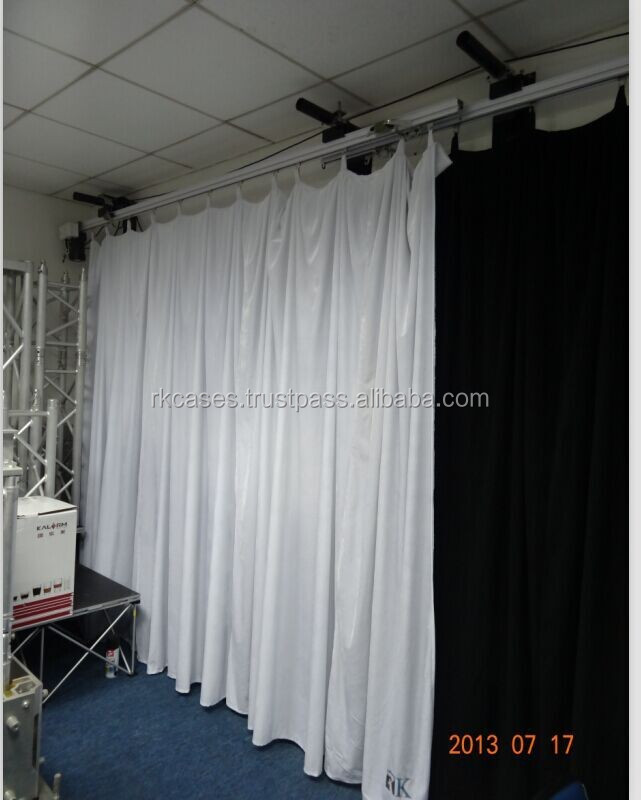 electric curtain for theater
